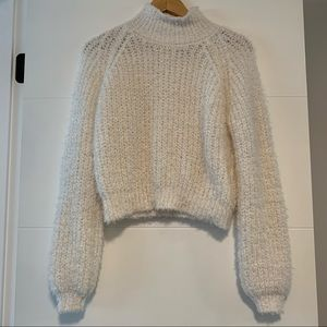 Kendall & Kylie | Mock Neck Sweater